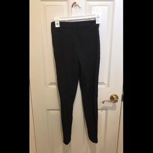 H&M High Waisted Slim Fit Dress Pants